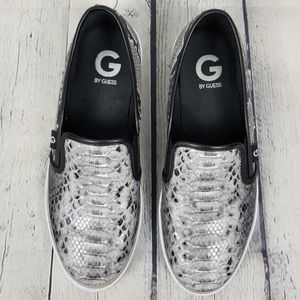 G by GUESS | Malden snakeskin print sneakers